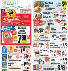 ShopRite Coupon Deals: Week of 12/28