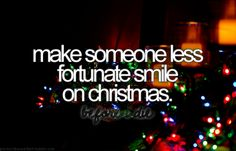 Christmas Spirit. :)