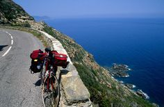 We love this picture -  the article reviews some bicycle tour company suggestions: Top 11 Picks for Dream Bicycle Trips and Adventures.