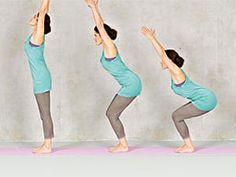 Abnehmen mit dem neuen Fatburn-Yoga - BRIGITTE