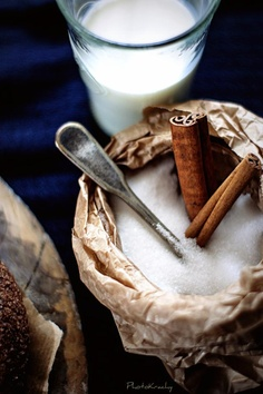 Cinnamon Infused Sugar