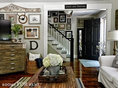 Style House-Rooms For Rent - City Farmhouse
