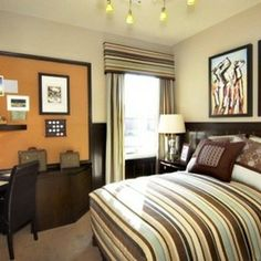 contemporary bedroom by Michael Trahan Interior Design