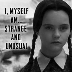 Wednesday Addams, The Addams Family Addams Family Quotes, The Addams Family, Adams Family, Words Quotes, Life Quotes, Sayings, Daily Writing Prompts, Wednesday Addams, Wednesday Memes