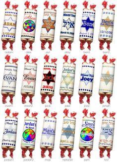 Candy Torahs  Available at An Affair To Remember By Marci, LLC - www.rsvps4u.com... (954) 306-5999