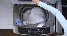 Top load washers are the common types of washers that are currently available. They have more benefits compared to other ordinary washers. Washing Machine, Laundry, Kitchen Appliances, Washers, Tops, Image, Laundry Room, Cooking Ware, Home Appliances