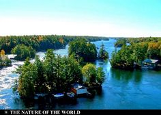Thousand Islands - Canada | THE NATURE OF THE WORLD