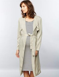 Intelligent Maternity Trenchcoat Asos 40 Ideal Gift For All Occasions Women's Clothing