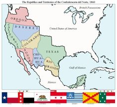 Political divisions of Mexico 1821 (location map scheme).svg ...