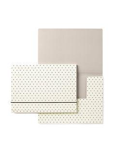 Kate Spade Bikini Dot Folio Set
