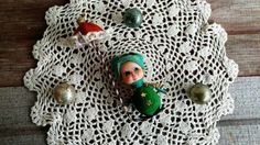 Check out this item in my Etsy shop https://www.etsy.com/listing/494637519/kitsch-retro-christmas-ornament-vintage