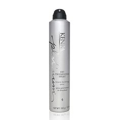Kenra Professional Platinum Dry Thickening Spray 4 increases the density of the hair shaft up to and provides fullness and body while giving the appearance of thicker hair. Kenra Hair Products, Extreme Hair, Stop Hair Loss, Hair Scalp, Hair Care Tips, Gorgeous Hair, Hair Hacks, New Hair, Hair And Nails