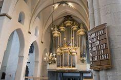 Amersfoort - St. Joriskerk - Naber orgel