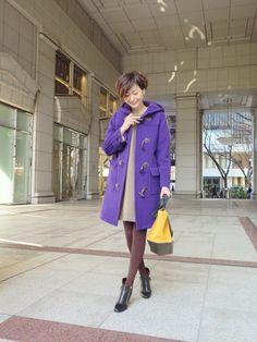 林本レポート Maki's wardrobe
