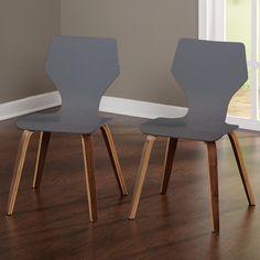 angelo:HOME Bari Bentwood Chair (Set of 2) - $136.79