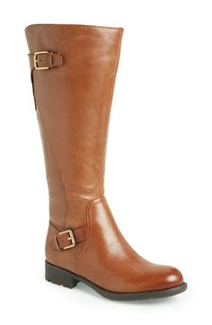 Free shipping and returns on Franco Sarto 'Perk' Tall Boot (Women) at Nordstrom.com. Buckle straps add a hint of moto style to a suave boot crafted from buttery-soft leather.