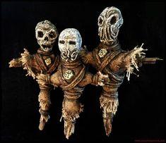 Mythos Voodoo Dolls