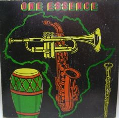 Cedric Brooks, One Essence, 1977