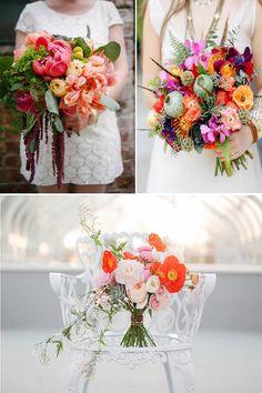 Colourful Wedding Ideas >> http://www.yesbabydaily.com/blog/full-colour-weddings