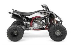 """New 2015 Yamaha YFZ450R SE ATVs For Sale in Maryland. 2015 Yamaha YFZ450R SE, Key FeaturesThe YFZ450R SE features eye catching Black graphics with quick-release fasteners for no-tools installation and removal of the front and rear fenders, and a dealer installed GYTR® black front grab bar.The YFZ450R SE is the most technologically advanced sport ATV on the market today. It is simply the top of the line """"racing"""" level Sport ATV. It combines a high-tech, quick-revving, titanium…"""