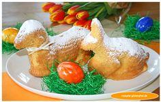 Glutenfreies Osterlamm und Osterhase! www.rezepte-glutenfrei.de