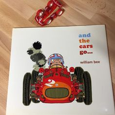 What book did you read tonight?  This is one of our favourites.  It is full of cars going Vroom brrrmmm chug pop bang and hiss!  http://ift.tt/1t2cZNf .