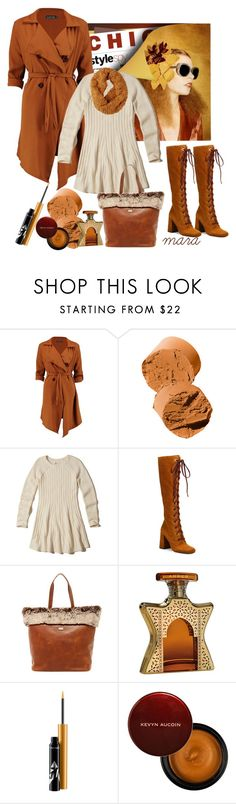 """Winter Brownies... :-)"" by marastyle ❤ liked on Polyvore featuring Marc Jacobs, Boohoo, Bobbi Brown Cosmetics, Hollister Co., Prada, Australia Luxe Collective, Bond No. 9, MAC Cosmetics, Kevyn Aucoin and Burton"