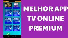 INCRIVEL!! Aplicativo de TV ONLINE PREMIUM rodando LISO!!! App, Youtube, Smartphone, Children Movies, Apps, Youtubers, Youtube Movies