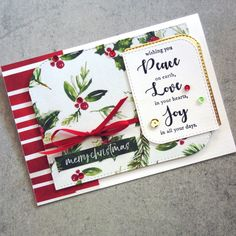 KaiserCraft Clear Stamps Mix & Match Sentiments - Traditional Christmas for sale online Christmas Sentiments, Paper Crafts Origami, Clear Stamps, Christmas Cards, Christmas Ideas, Winter Christmas, Cardmaking, Projects To Try, Mix Match