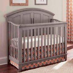 Westwood Design Jonesport 4-in-1 Convertible Crib - Cloud
