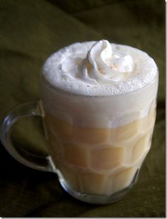 I would love to make some homemade egg nog.  Especially with lot of rum!