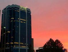 From @angduggan - Pretty sky against work #halifax #yhz #novascotia #canada