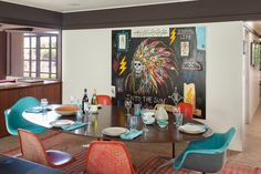Fun interior style - lindsay pennigton