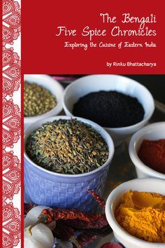 A description of the Bengali Five Spice Chronicles