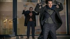 """Steven Moffat says Cumberbatch """"doesn't need"""" the show now.  So is the end [of Sherlock] in sight?  """"Truthfully not yet, I don't think... but then I'm an optimist."""" ........ ugh oh...."""