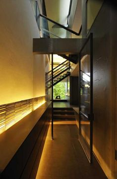 Japanese Architecture: Boukyo House | Home Design Find
