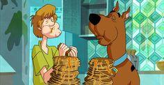 "Season 2 of ""Scooby-Doo! Scooby Doo Cartoon Network, Scooby Doo Images, Scooby Doo Pictures, Cool Cartoons, Disney Cartoons, Disney Movies, Cartoon Shows, Cartoon Characters, Desenho Scooby Doo"