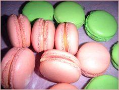 Amarenaevaniglia: Macarons