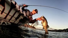 Dirty Water Cranking For Cold Weather Bass
