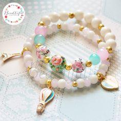 Handmade bracelet.  instagram : Beadtiful email : beadtifuljkt@gmail.com mobile/ whats app :  +62818 156 143 Line: Beadtiful