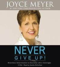 Inspired and Challenged by Joyce Meyer SparkTeam