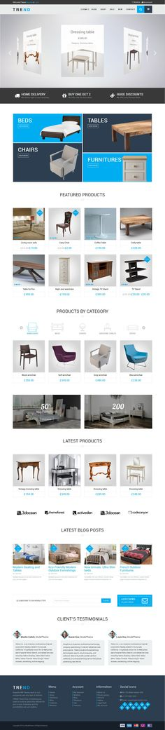 TREND - WooCommerce WordPress Theme | ThemeForest