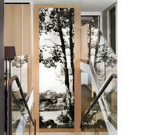 Hotel Indigo corridor, Design by Jacqueline McGee