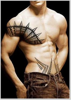 Top 55 Tribal Tattoo Designs For Men And Women | http://www.barneyfrank.net/top-55-tribal-tattoo-designs-men-women/