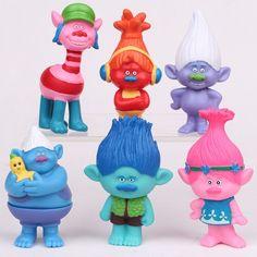 6 Piece troll set