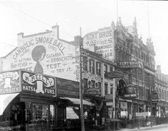 1880 Yonge and Richmond Streets Toronto Ontario Canada, Toronto City, Cool Photos, Amazing Photos, Amazing Places, Old Pictures, The Good Place, City Photo, Street View
