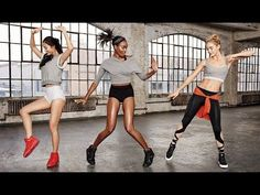 Dance Cardio Workout - 40 Minutes Dance cardio To Burn Fat - Total Body Workout - YouTube