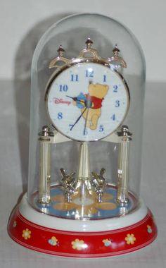 Disney Winnie The Pooh Wedding Anniversary Style Clock