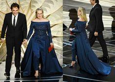 meryl-streep Bridesmaid Dresses, Prom Dresses, Formal Dresses, Wedding Dresses, Scarlett Johansson, Oscar 2017, Meryl Streep, Fashion, Colors