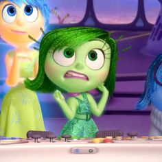 disgust inside out gif - Cerca con Google